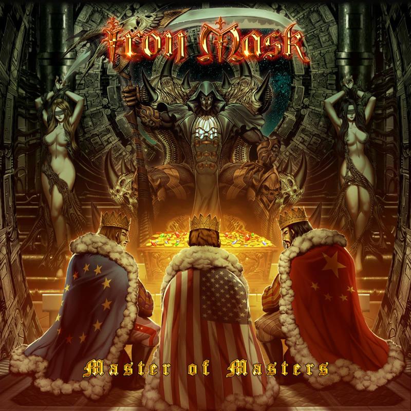 """iron-mask:-kundigen-neues-power-metal-album-""""master-of-masters""""-mit-neuem-sanger-an"""