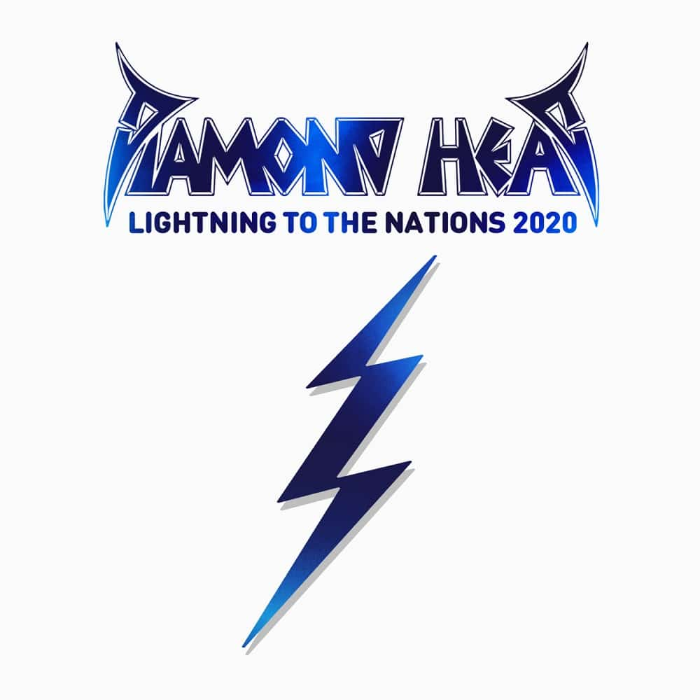 """diamond-head:-re-recording-des-klassikers-""""lightning-to-the-nations"""""""