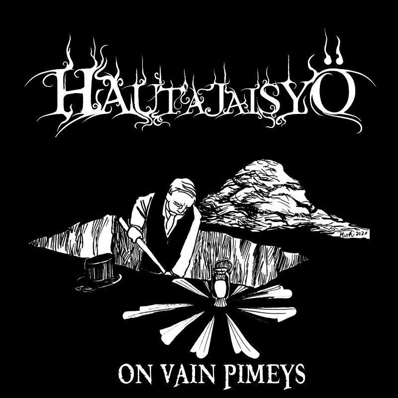 """hautajaisyo:-kundigen-neues-death-metal-album-""""on-vain-pimeys""""-an"""