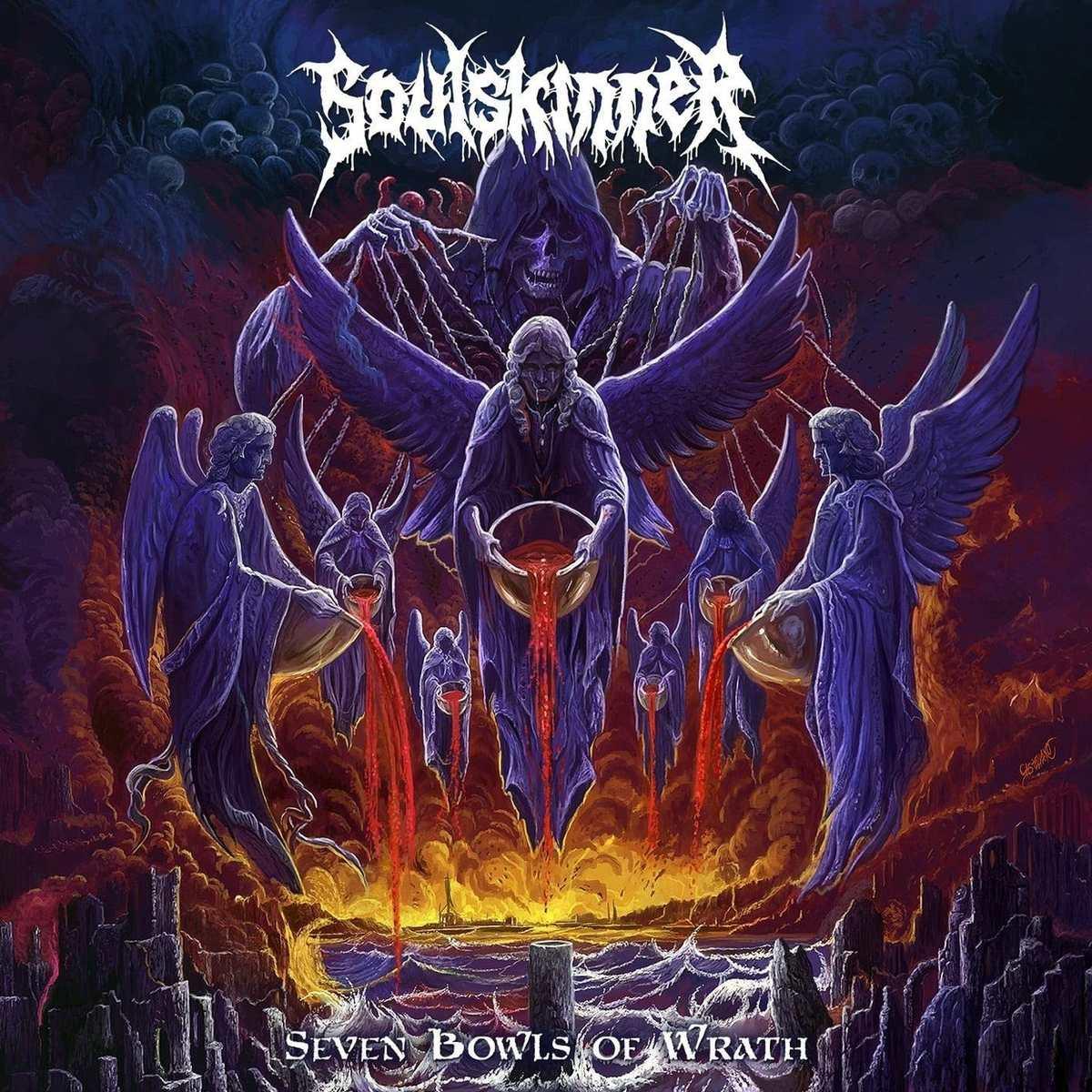 """soulskinner:-neues-death-metal-album-""""seven-bowls-of-wrath""""-mit-neuem-sanger"""