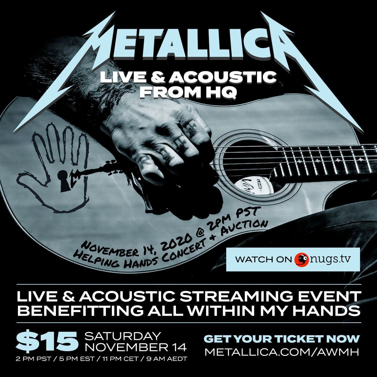 "metallica:-""live-&-acoustic-from-hq""-konzert-als-live-stream-am-14.-november"