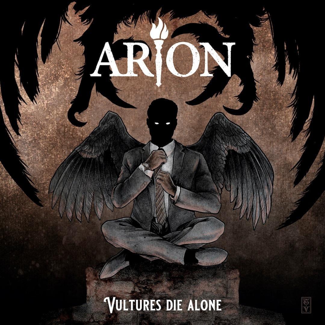 """arion:-kundigen-neues-melodic-metal-album-""""vultures-die-alone""""-an"""