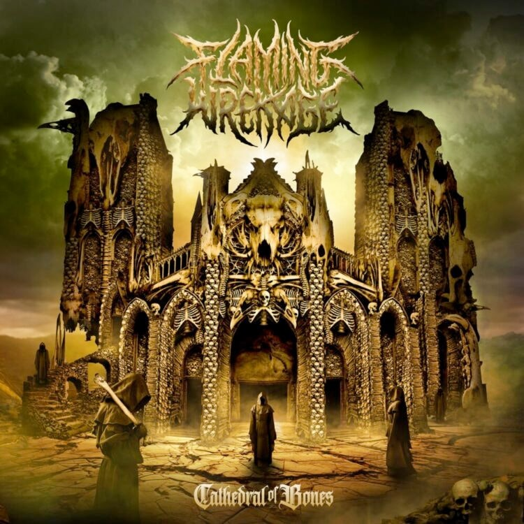 "flaming-wrekage:-neues-album-""cathedral-of-bones"""