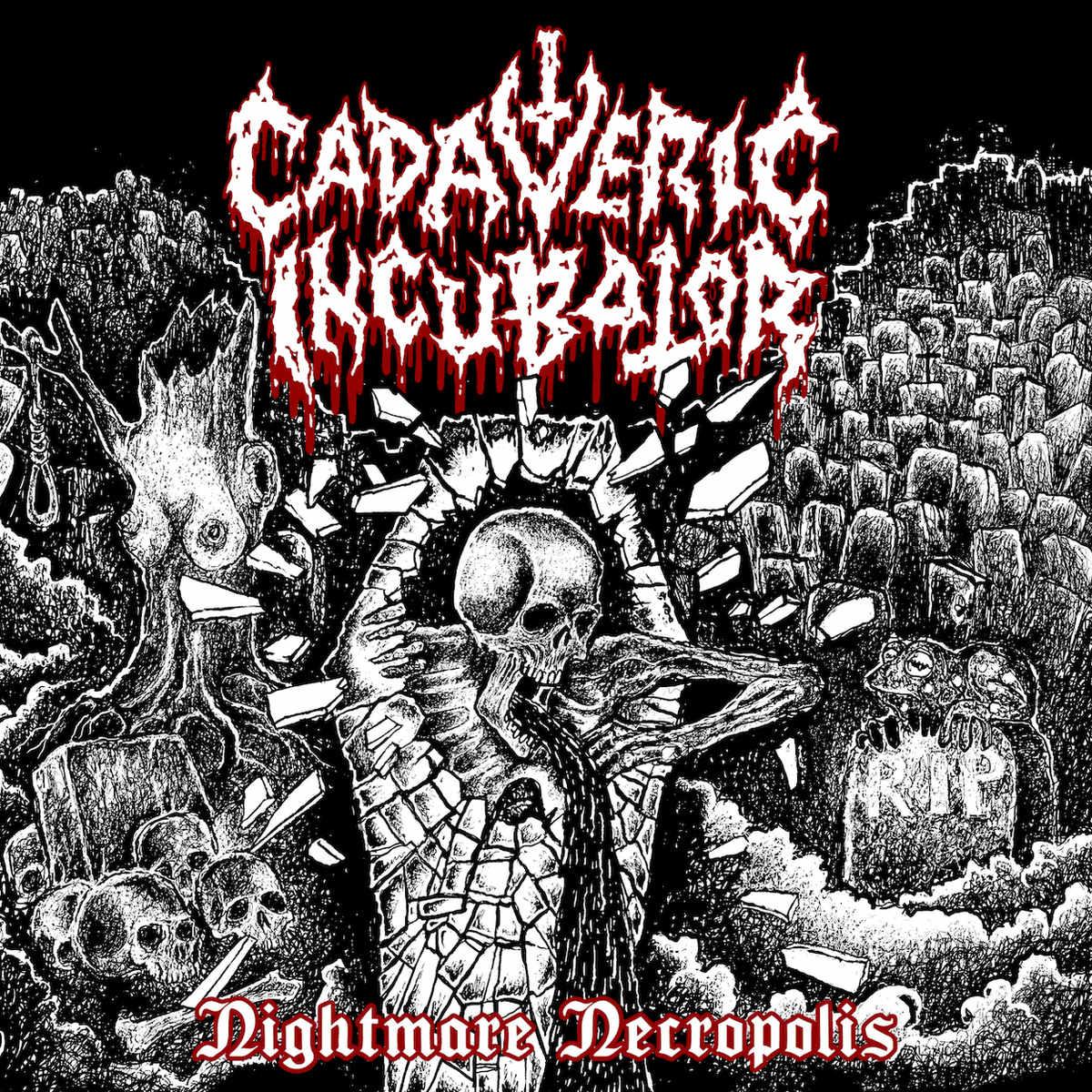 """cadaveric-incubator:-erster-track-vom-neuen-death-metal-/-grindcore-album-""""nightmare-necropolis"""""""