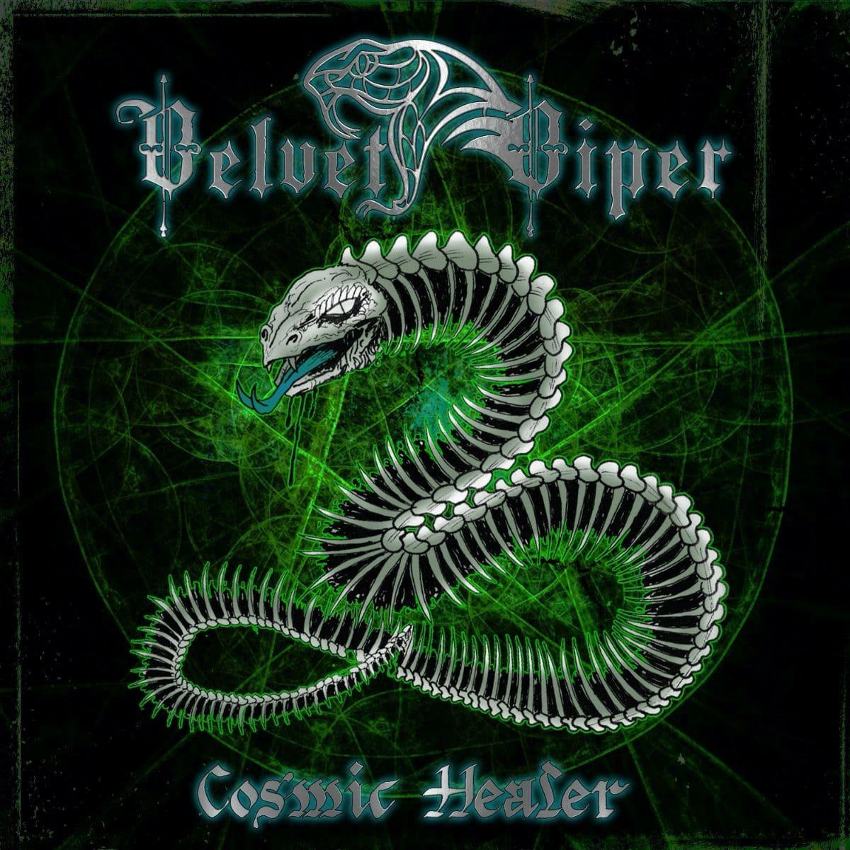 """velvet-viper:-neues-album-""""cosmic-healer"""""""