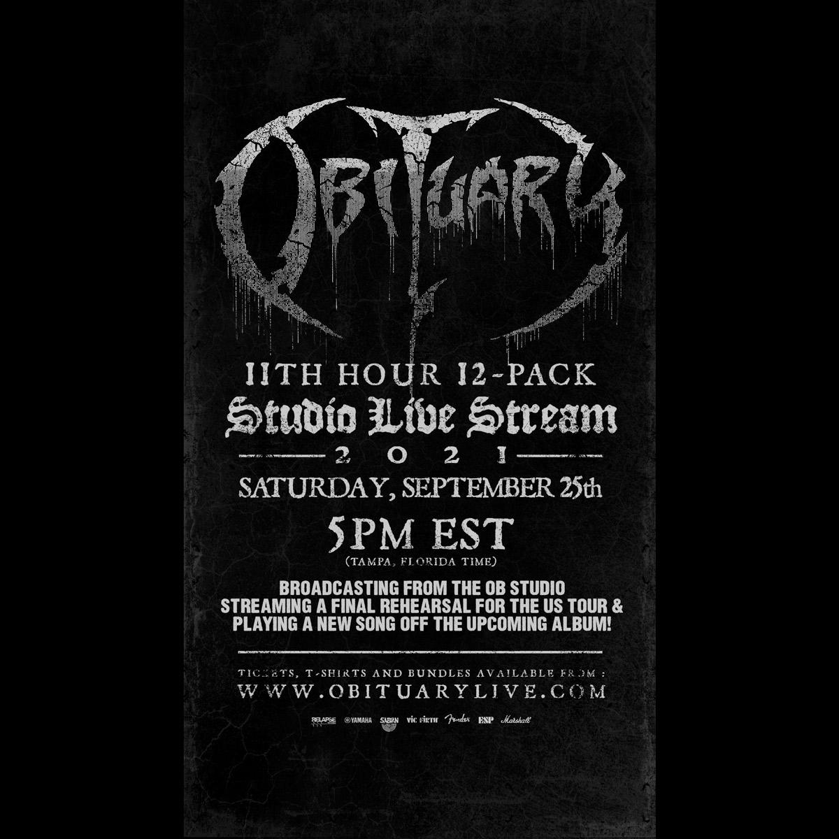 obituary:-arbeiten-an-einem-neuen-album-&-live-stream-einer-bandprobe-am-25.-september