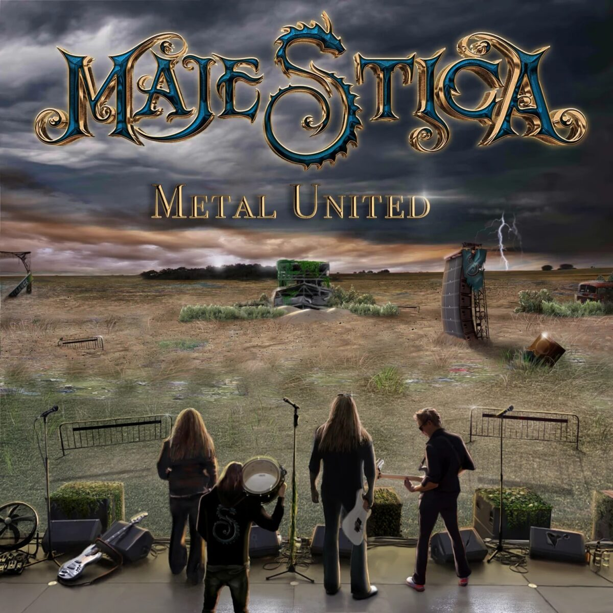 """majestica:-neuer-song-""""metal-united"""""""