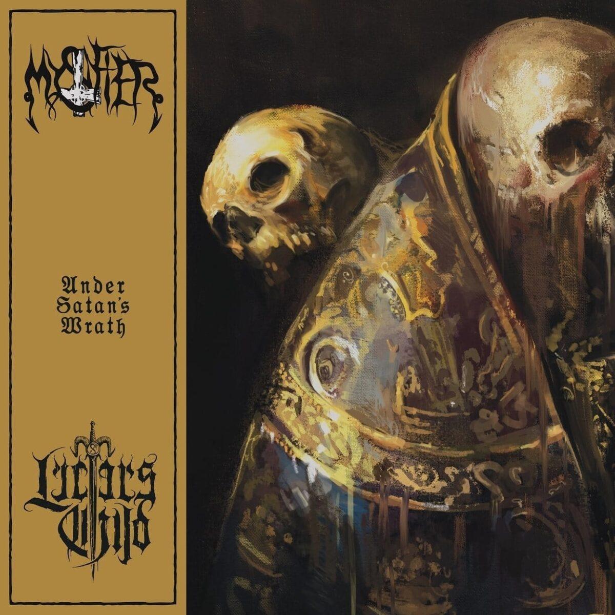 """mystifier-/-lucifer's-child:-kundigen-neue-black-metal-split-ep-""""under-satan's-wrath""""-an"""