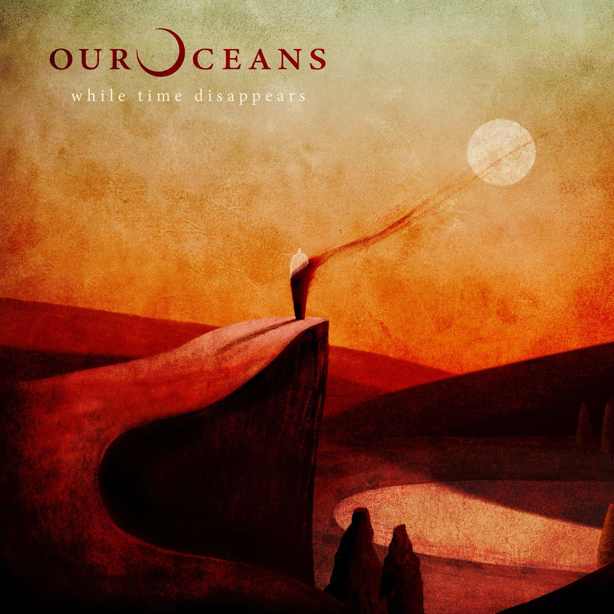"""our-oceans:-neues-album-""""while-time-disappears"""""""