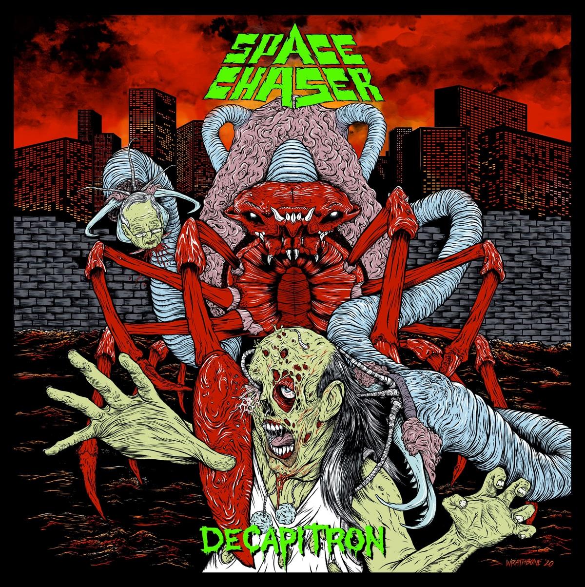"""space-chaser:-re-release-der-""""decapitron""""-ep-auf-vinyl"""
