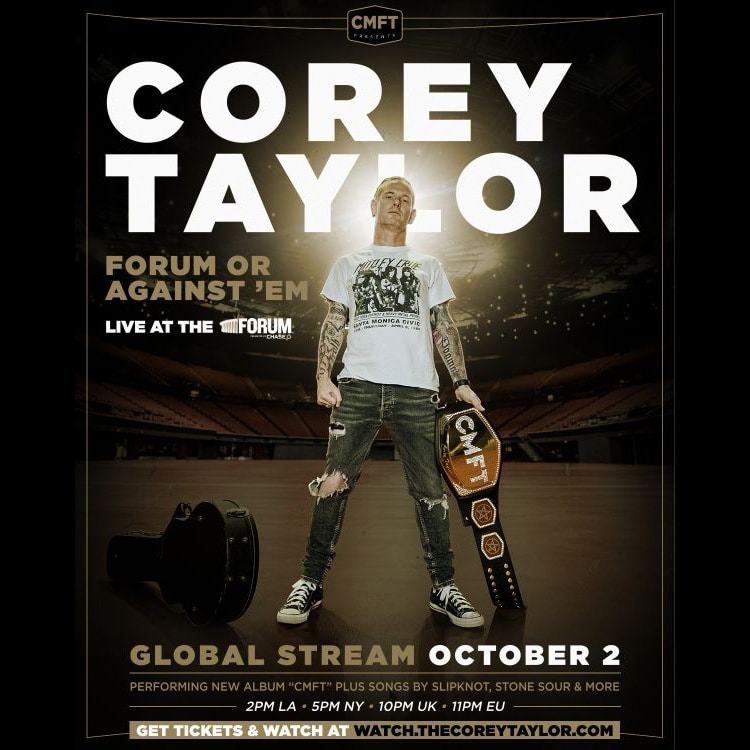 "corey-taylor:-""forum-or-against-'em""-live-stream-am-2.-oktober"
