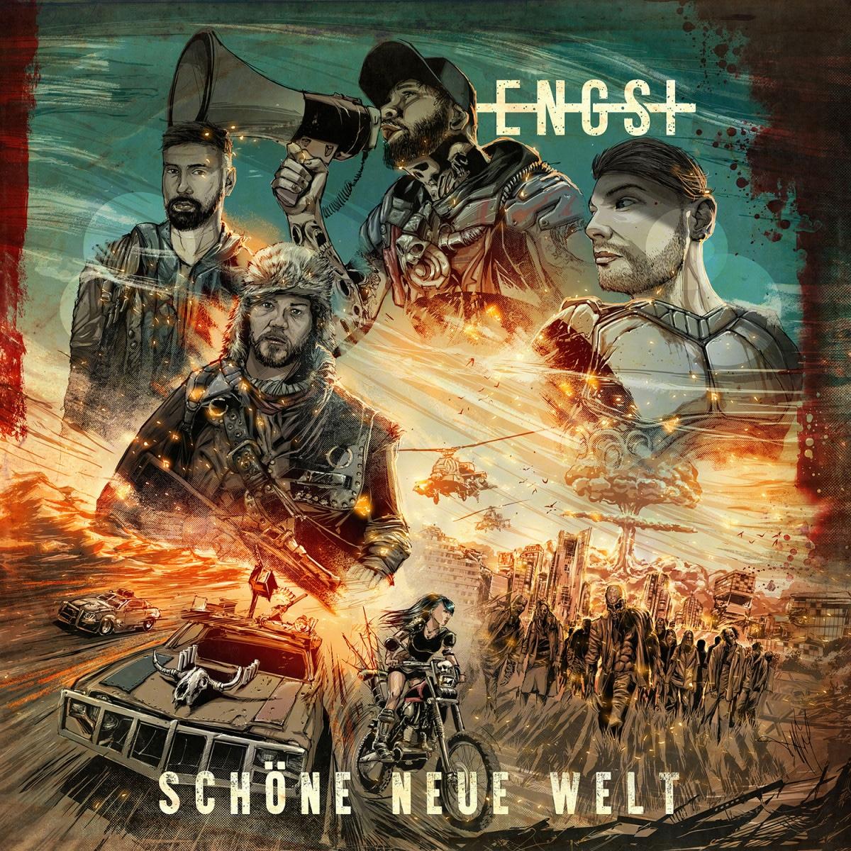 """engst:-dritter-song-vom-neuen-album-""""schone-neue-welt"""""""