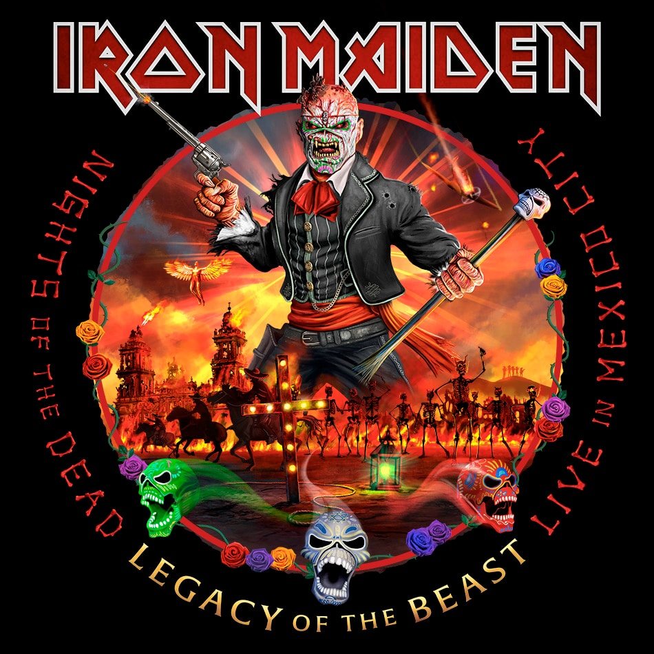 """iron-maiden:-""""nights-of-the-dead-–-legacy-of-the-beast-–-live-in-mexico-city""""-–-live-doppelalbum-im-november"""