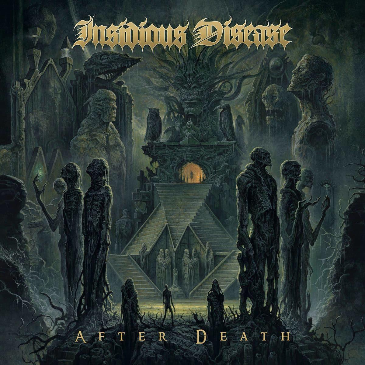 """insidious-disease:-weiterer-song-vom-neuen-album-""""after-death"""""""