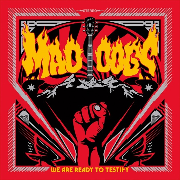 """mad-dogs:-dritter-song-vom-neuen-album-""""we-are-ready-to-testify"""""""