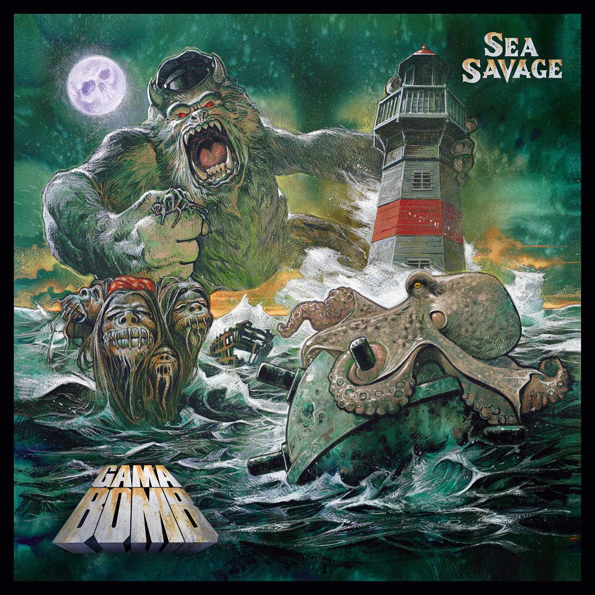 "gama-bomb:-kundigen-neues-thrash-metal-album-""sea-savage""-an"