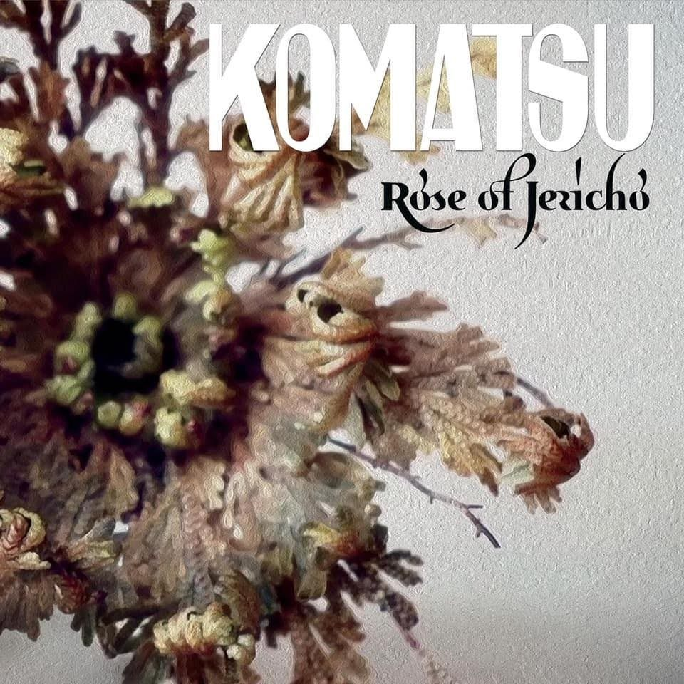 "komatsu:-neues-stoner-rock-album-""rose-of-jericho""-aus-eindhoven"