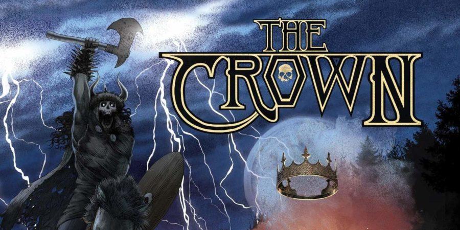 """[news]-the-crown-veroffentlichen-""""royal-destroyer"""""""