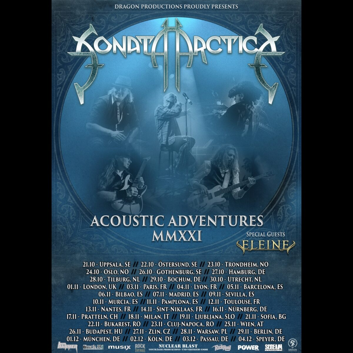 """sonata-arctica:-bringen-unplugged-album-""""acoustic-adventures-–-volume-one""""-raus"""