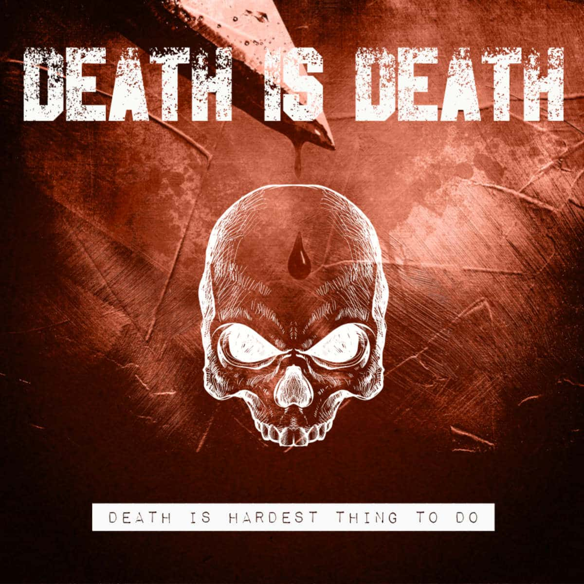 """death-is-death:-neues-thrash-metal-album-""""death-is-hardest-thing-to-do""""-aus-finnland"""