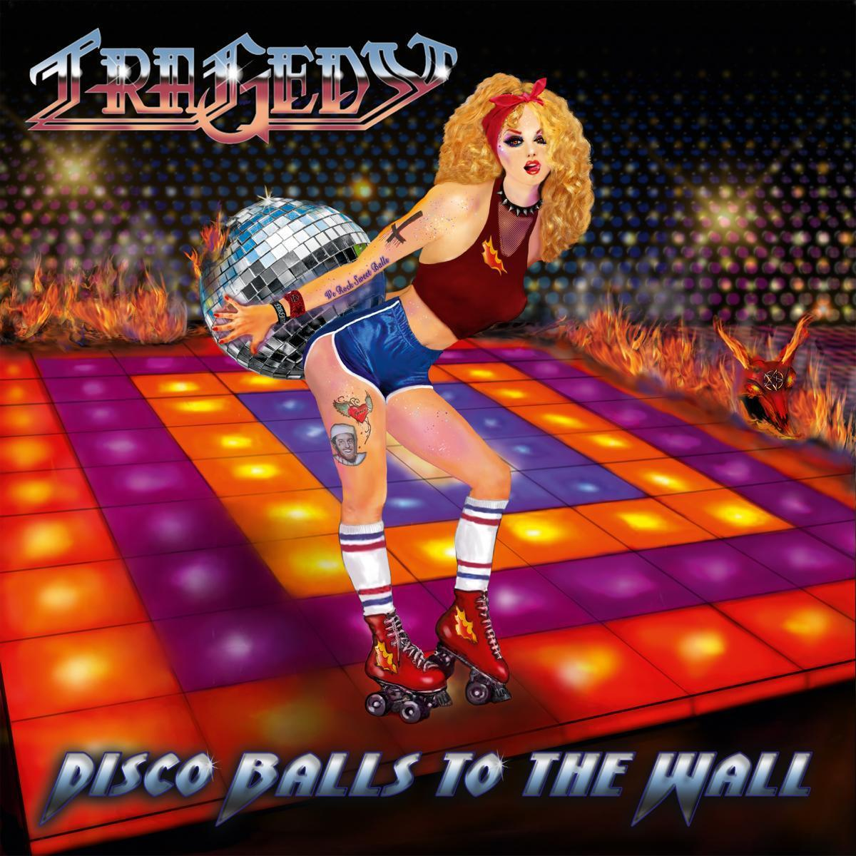 """tragedy:-neue-tribute-compilation-""""disco-balls-to-the-wall""""-im-juli-2021"""