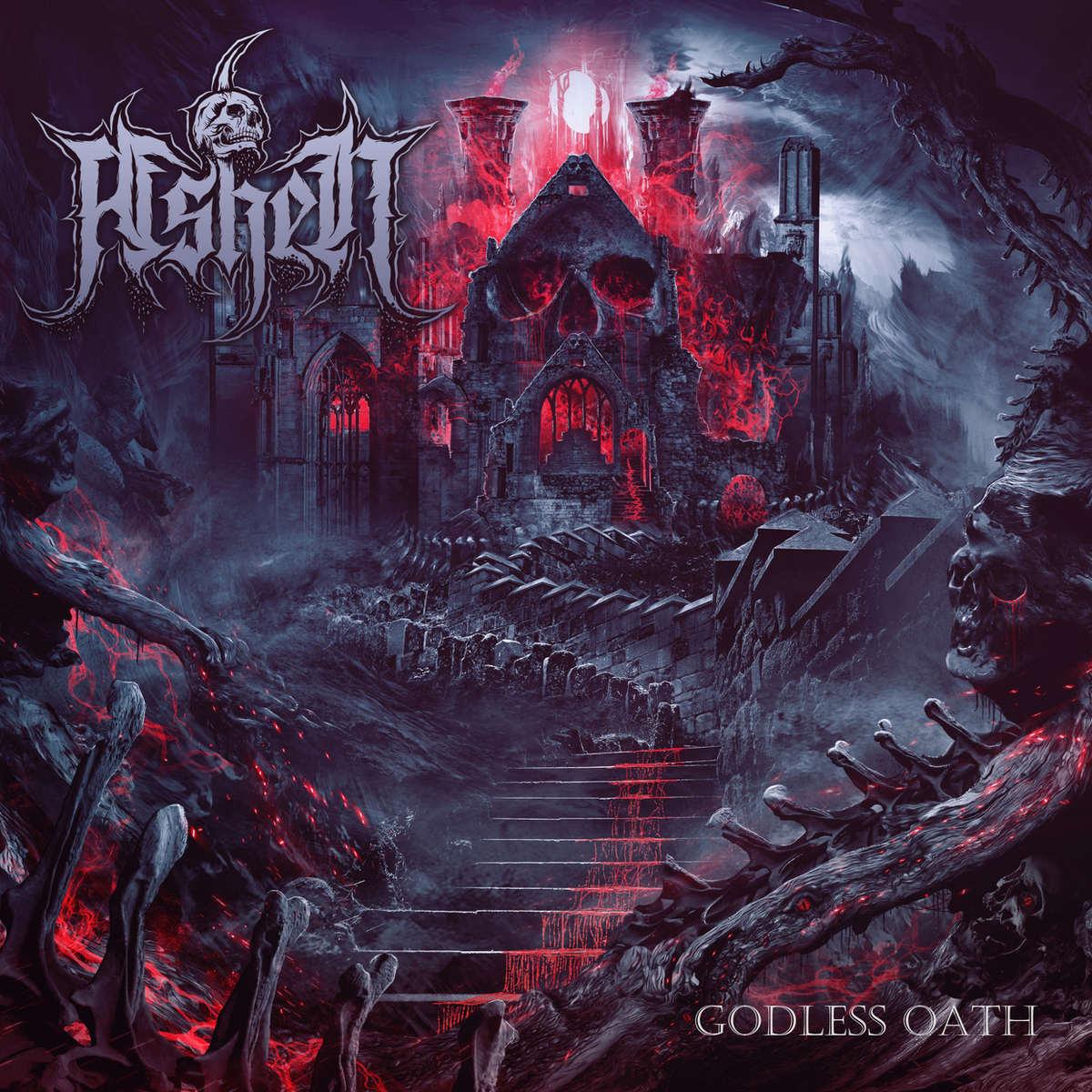 """ashen:-debutieren-mit-neuer-death-metal-ep-""""godless-oath""""-aus-perth"""