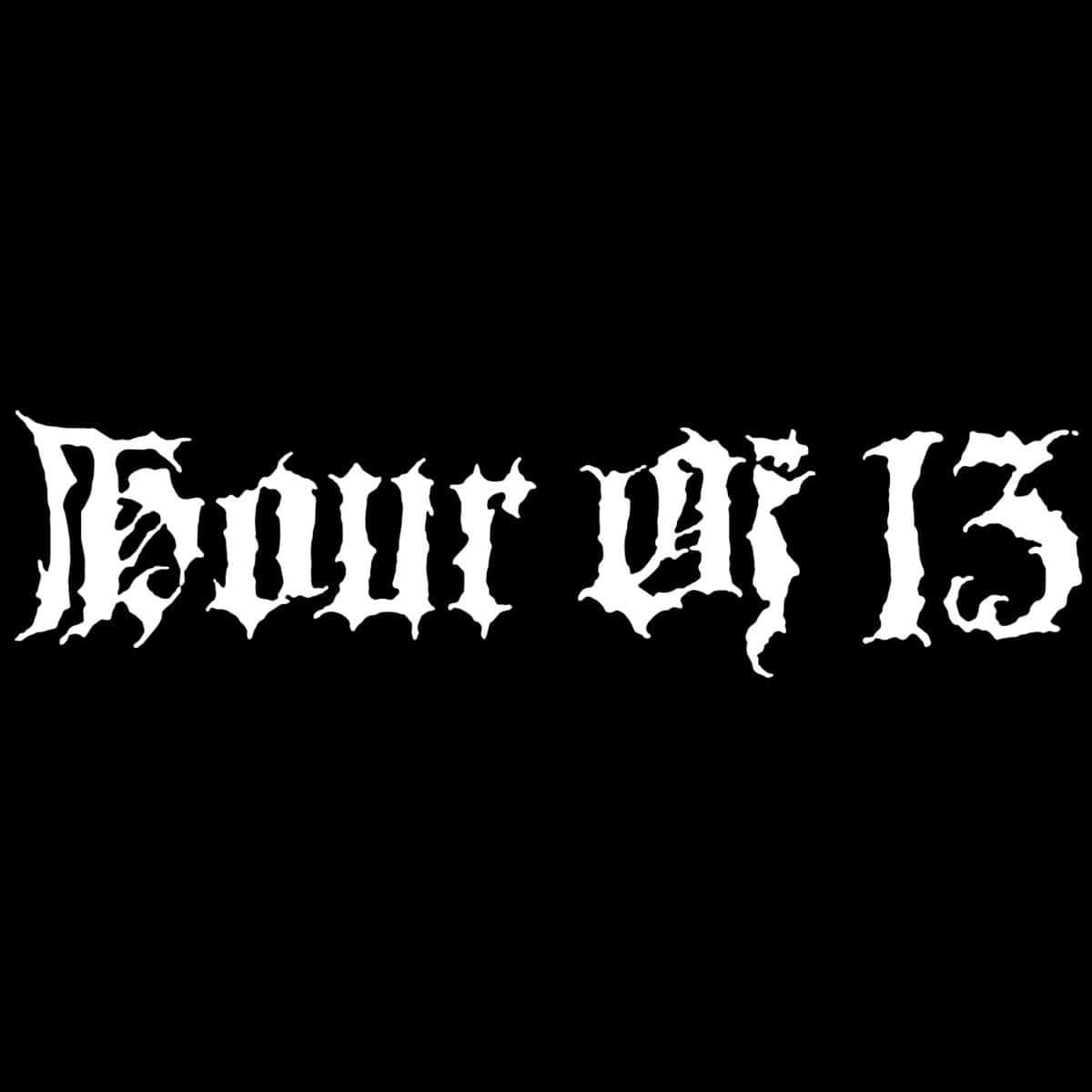 """hour-of-13:-labeldeal-fur-neues-doom-metal-album-""""black-magick-rites"""""""